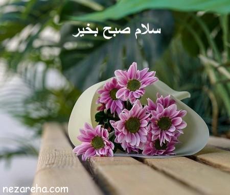 عکس صبح بخیر دوستانه